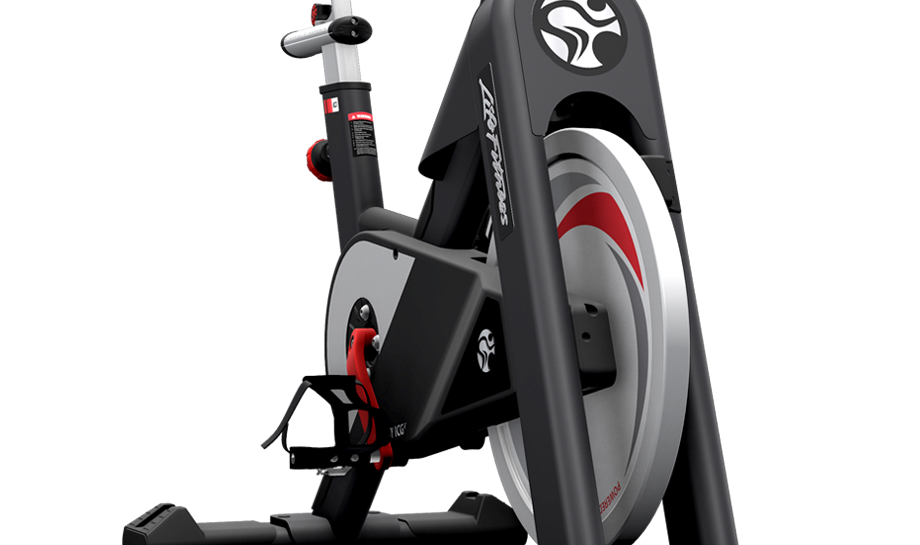 Life Fitness Ic3 Indoor Cycle Powered — ZwiftItaly
